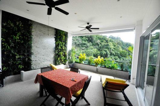 Phuket/Kamala-Falls: 235 qm großes Appartement in Bestlage