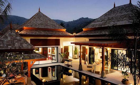 Kamala: 1-3 Schlafzimmer-Poolvillen mit Butlerservice und auf Wunsch mit Frühstück, Spa-Anwendungen u.v.m.