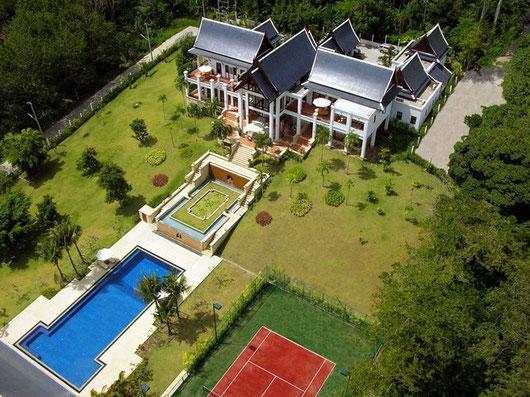 Phuket: Schloß, Palast auf 10.400 qm. Preis: Nach Vereinbarung