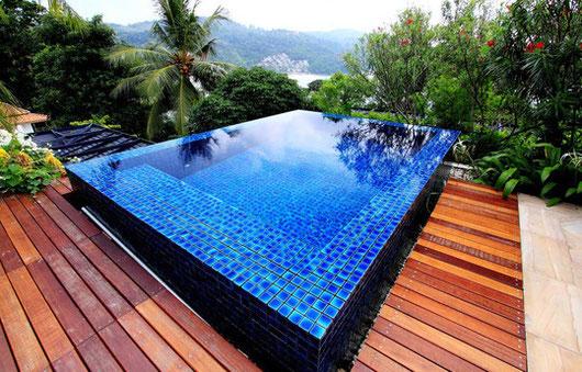 Phuket/Kata: Grandioses 2-Sz.-(Plunge-)Poolappartement