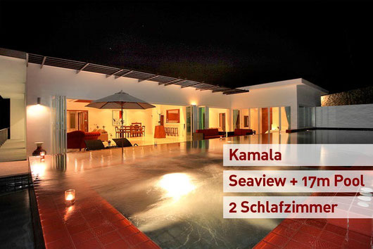Kamala-Falls: Uphill 2-SZ-Poolvilla (350 sqm) der Superlative!