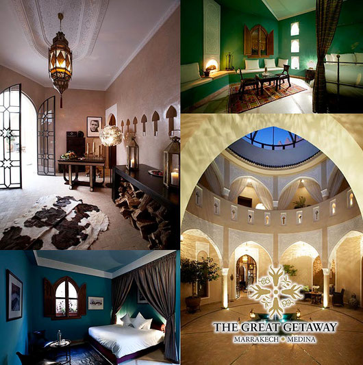 NEU: The Great Getaway, Medina