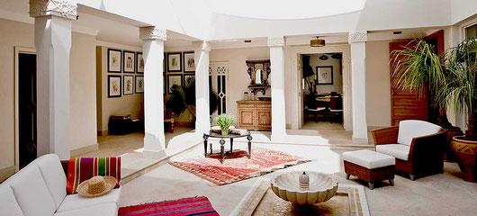 Private Poolvilla No. 1 mit vier Schlafzimmern