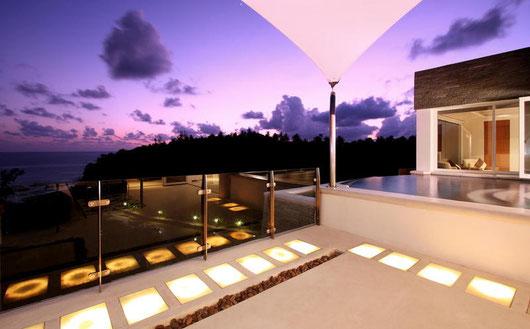 Phuket/Kata: Luxus-Meerblick-Penthouse
