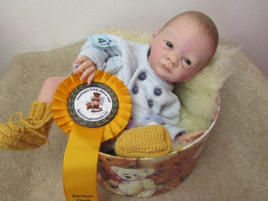 Reborn Baby Auszeichnung