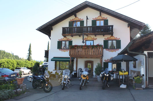 Gästehaus Alpvital in Klais