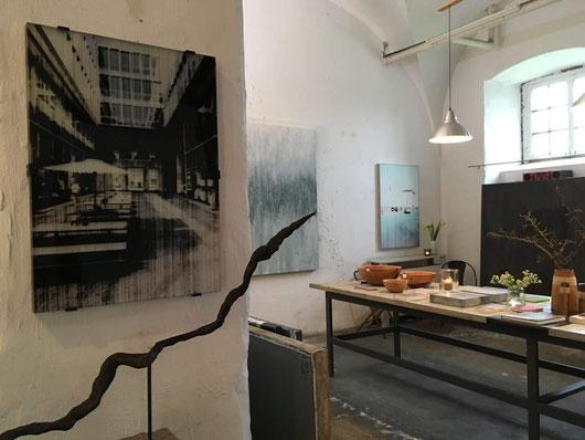 Atelier Bettina Hachmann, Schloss Wissen