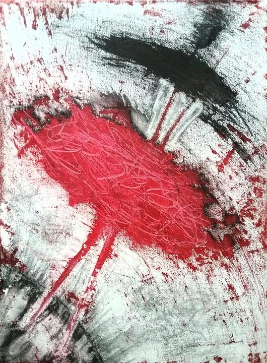 Kunst und Gewalt, Arts and Violence  at Nicole Kraebber Arts Online Exhibition