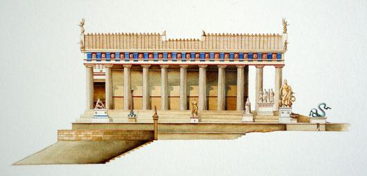 tempio di Epidauro