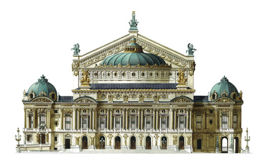 Parigi - Opéra Garnier