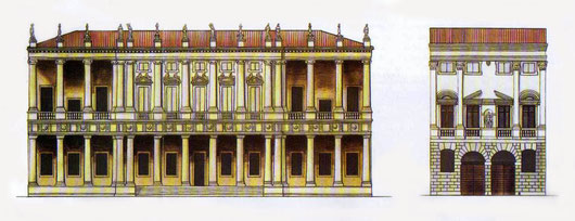 Palazzo Chiericati e Palazzo Garzadori Bortolan