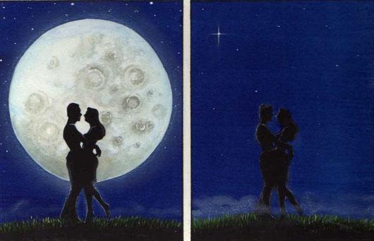 ..la luna