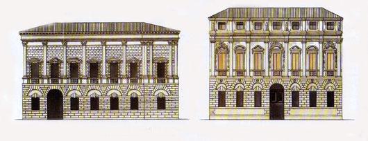 Palazzo Thiene e Palazzo Iseppo da Porto