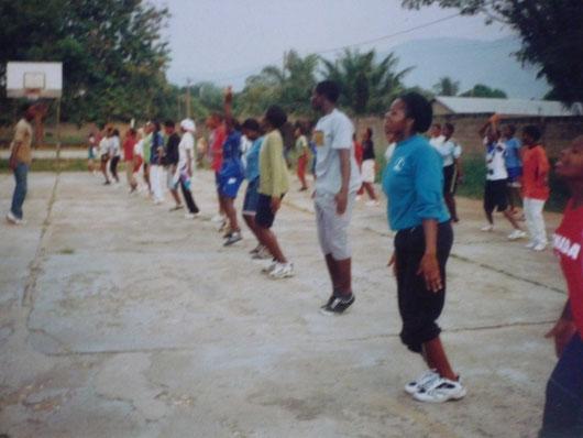 club de sport de santé