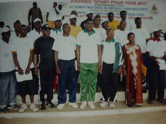 Journée sport pour Tous