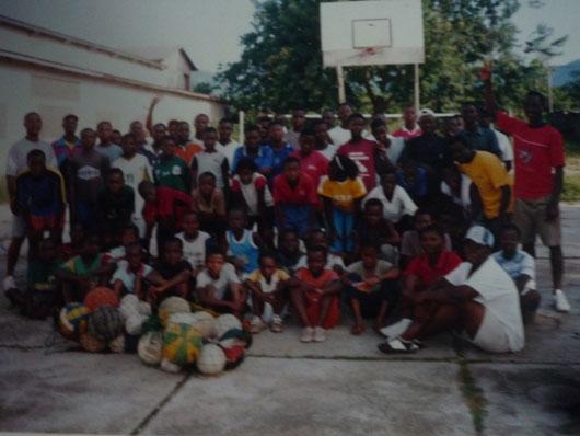 camp éducation citoyenne