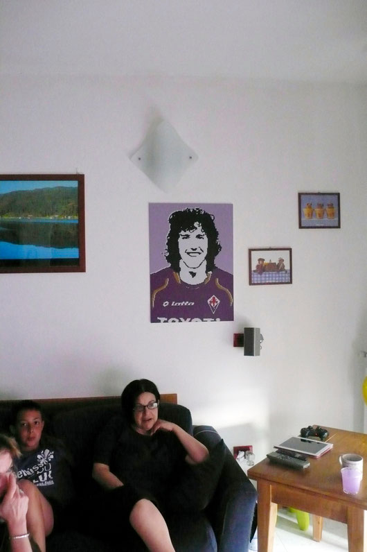 A casa di Alessandra