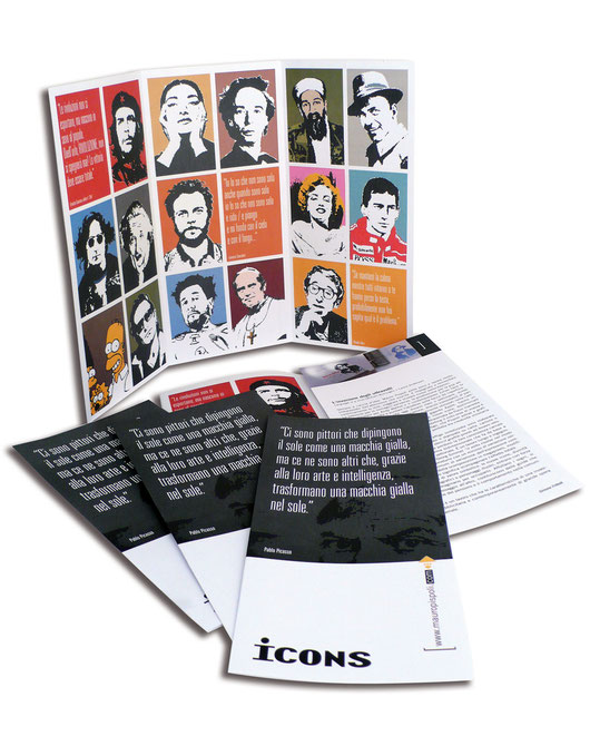 Brochure ICONS
