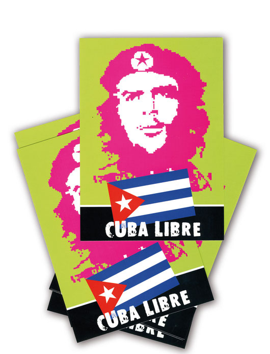 Icons le cartoline CUBA LIBRE