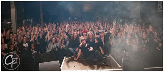 BAROCK the AC/DC tribute show LKA Longhorn Stuttgart 2018