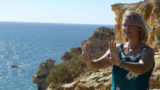 Qigong an der Algarve 2014