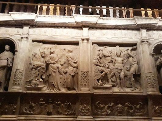 Небесная покровительница Барселоны Святая Евлалия