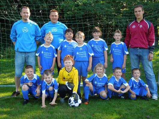 Mannschaft Saison 2012/13