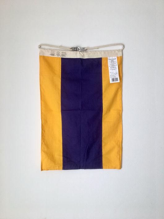 プエブコ 国際信号旗のエプロン D|PUEBCO Ocean Signal Flag Apron /D