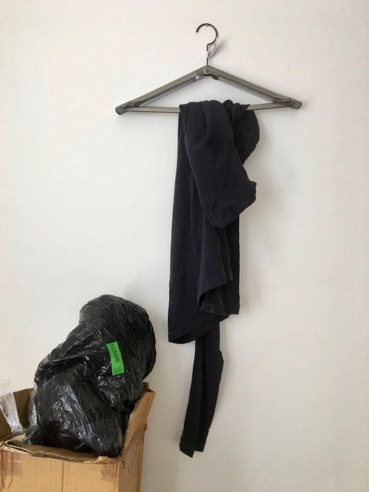 プエブコ 折りたためるハンガー スチール|PUEBCO Folding Hanger Natural