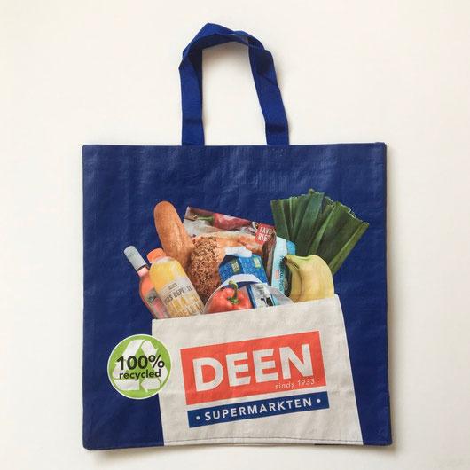 ショッピングバッグ オランダ スーパー 「DEEN」