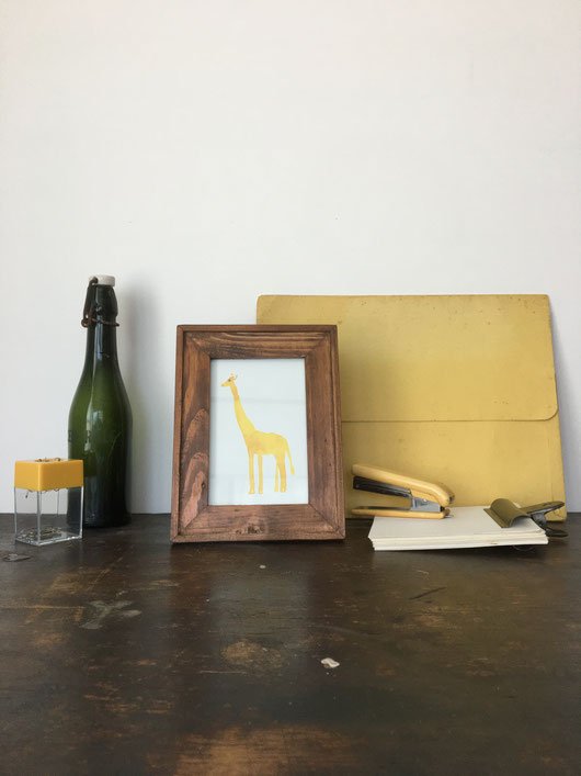 オールドウッドフォトフレーム|Old Wood Photo Frame