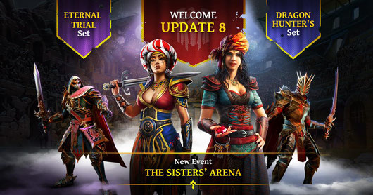 Iron Blade Update 8