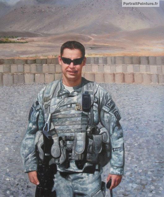 portrait-peinture-militaire-homme