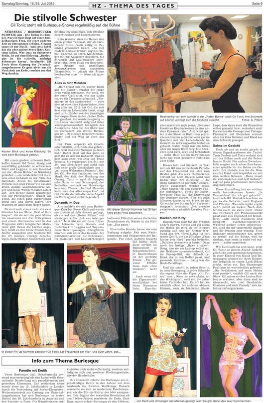 Hersbrucker Zeitung, 19.06.2015