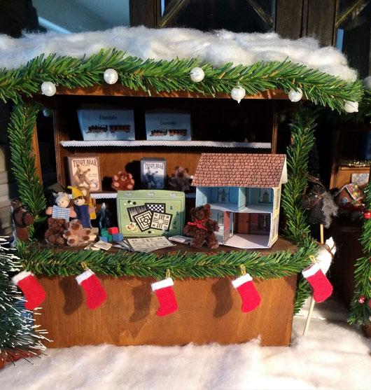 Weihnachtsmarkt Miniatur