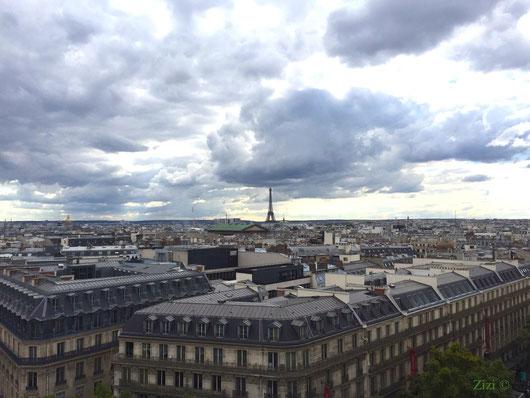 Aussicht vom Lafayette - Zizi ©