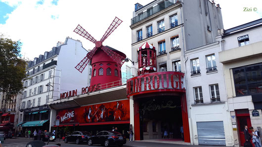Moulin Rouge - Zizi ©