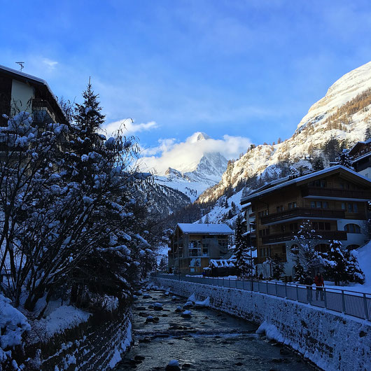 Zermatt - Januar 2016