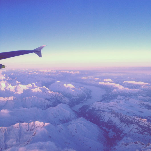 Mein Flug nach Rom - Okt. 2014