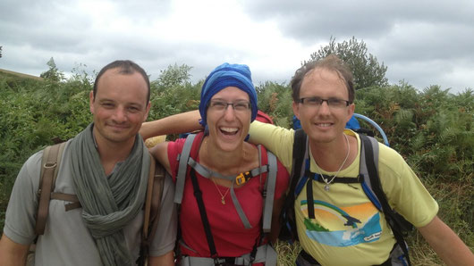 We all are brothers and sisters on the Camino
