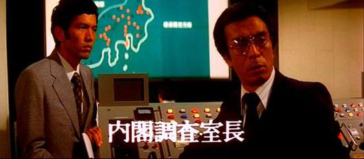 8月の映画「皇帝のいない八月」2自衛隊悪役