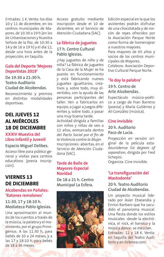 La Navidad en Alcobendas Belén Municipal