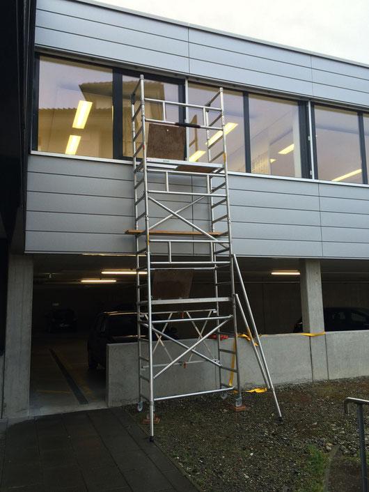 Fenster und Rolladen Reinigung