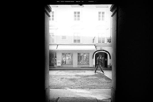 2020-03-13: Universitätsplatz, Salzburg