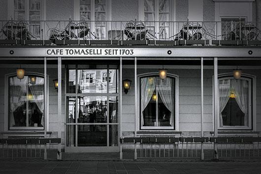 2020-03-13: Cafe Tomaselli, Salzburg