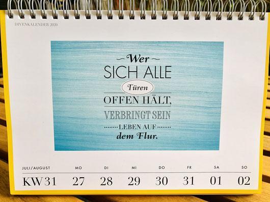 photo: Fabienne Steffen - Divenkalender 2020