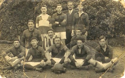 Equipe de foot 1921