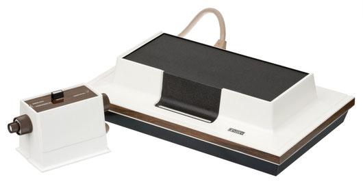 Magnavox Odissey, 1972