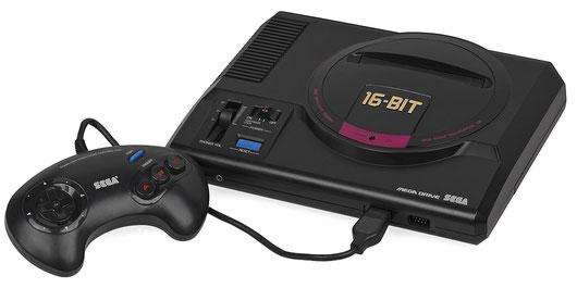 Sega Megadrive (Genesis), 1988