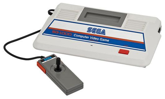 Sega SG-1000, 1983
